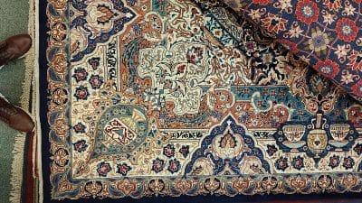 Comment reconnaitre un tapis fait à main