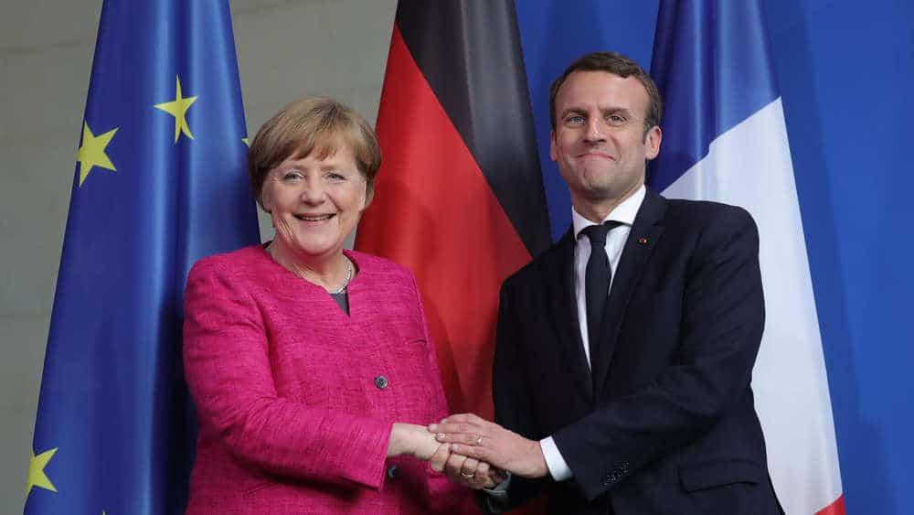 La France et l'Allemagne signent un nouvel accord à l'approche de Brexit