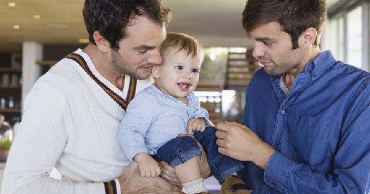 Le rôle parental dans les relations homosexuelles